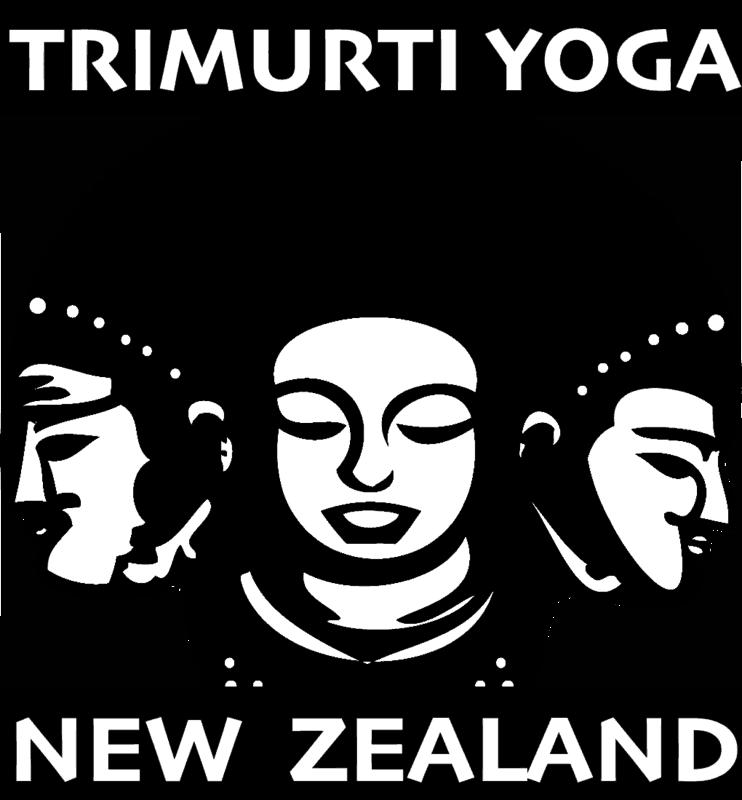 Trimurti Yoga  Logo